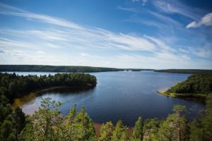 Район Треугольное озеро